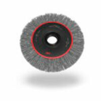 Cepillos circulares de nylon abrasivo