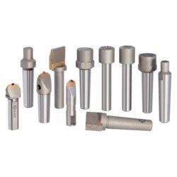 Diamantadores para muelas convencionales